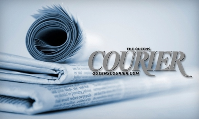 """Queens Courier - New York City: $9 for a One-Year Subscription to the """"Queens Courier"""" ($26 Value)"""