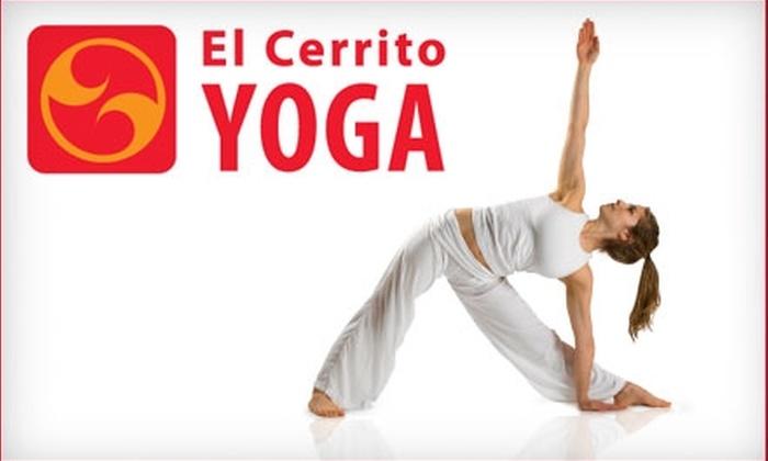 El Cerrito Yoga - El Cerrito: $45 for 10 Bikram Classes at El Cerrito Yoga in El Cerrito