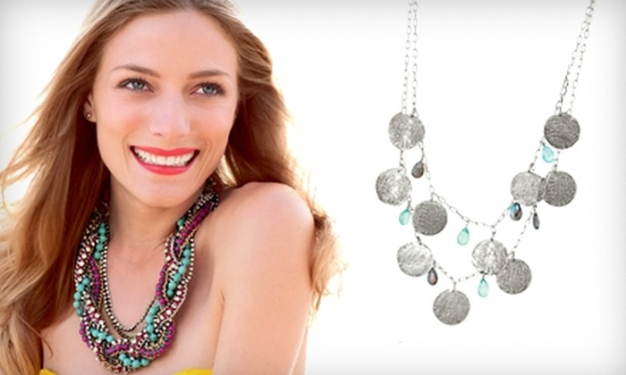 Stella & Dot: $30 for $60 Worth of Fashionable Jewelry from Stella & Dot