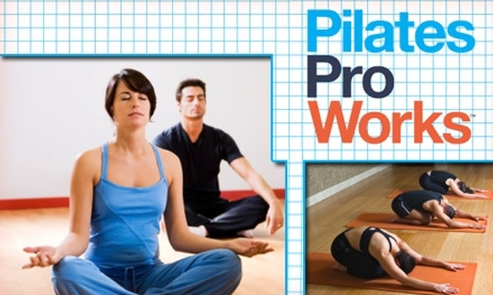 Pilates ProWorks - Cow Hollow: $55 for One Month of Unlimited Yoga at Pilates ProWorks