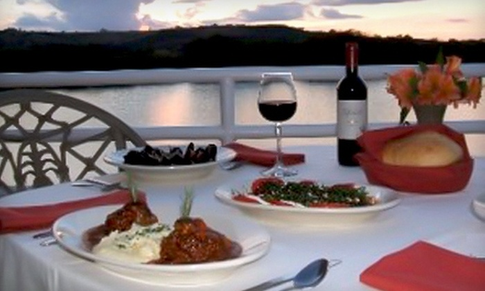 Rivers Edge - Kerrville: $30 for $60 Worth of Italian Dinner Fare at River's Edge in Kerrville