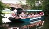 September 2017- Blackstone Valley Tourism Council - Central Falls: $10 for a Scenic Blackstone River Boat Tour for Two from the Blackstone Valley Tourism Council in Central Falls (Up to $20 Value)