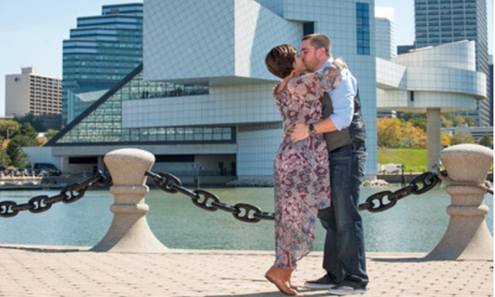 ProudDad72 Photography - Cleveland: 120-Minute Engagement Photo Shoot from ProudDad72 Photography (50% Off)