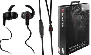 Earbuds monster - monster headphones octagon