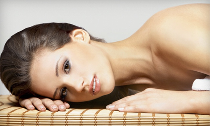 My Laser Institute - Tampa: $69 for a Massage, Body Scrub, Facial, and Shellac Manicure at My Laser Institute ($220 Value)