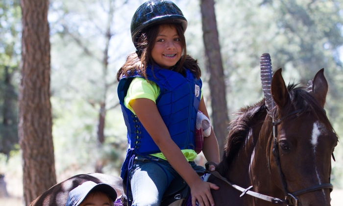 Burgeon Training - Livermore-Pleasanton: Up to 56% Off Private Horseback Riding Lessons at Burgeon Training
