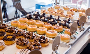 YoNutz Gourmet Donuts & Soft Serve Desserts: $13 for Four Groupons Worth $5 Each at YoNutz Gourmet Donuts & Soft Serve Desserts ($20 Total Value)