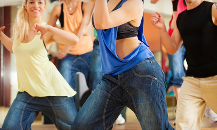 Letz Get Fit - Bill Arp: 20 Zumba or Zumba-Spin Classes at Letz Get Fit (Up to 77% Off)