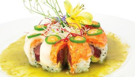 Sushi and Japanese Entrees at Kusha Sushi (Up to 44% Off). Two Options Available.