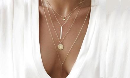 Vetements et accessoires-bijoux-colliers-femme