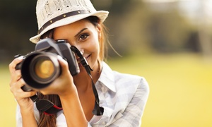 GrandMa Productions: 3 Std. Fotowalk für eine oder zwei Personen mit GrandMa Productions (bis zu 89% sparen*)