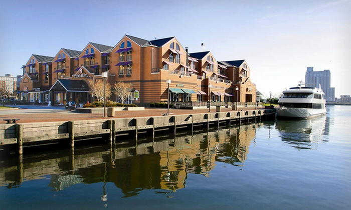 null - Baltimore: 2-Night Stay at Pier 5 Hotel in Baltimore, MD