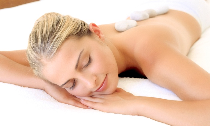 Pink Lime Salon & Spa - Vancouver: $49 for a 60-Minute Hot-Stone Massage at Pink Lime Salon & Spa ($110 Value)