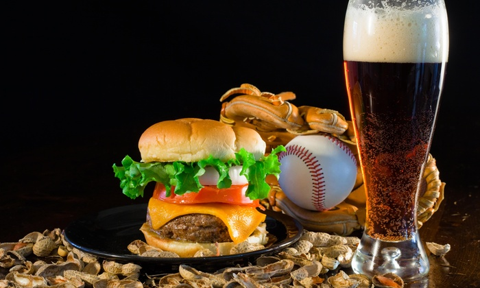 3rd Base Sports Bar & Grille - Petersburg: 50% Off Any Draft Beer with Purchase of Any Burger and Draft Beer at 3rd Base Sports Bar & Grille