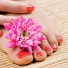 Up to 55% Off Shellac Manicure andPedicureat Absolute Bliss