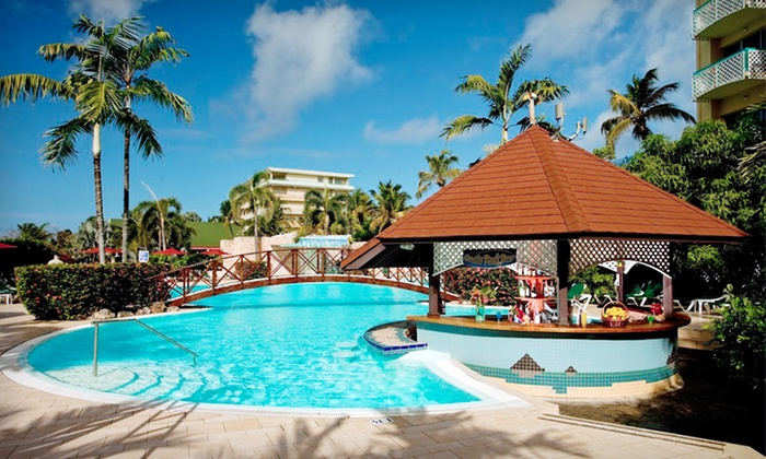 Sonesta Maho Beach Resort & Casino - Maho Bay, St. Maarten: 4-, 5-, or 7-Night All-Inclusive Stay at Sonesta Maho Beach Resort & Casino in St. Maarten