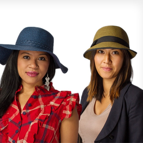 6359d26861d36  16.99 for Mint by Goorin Bros. Women s Straw Hat (Up to  38 List Price). 4  Styles Available. Free Shipping and Returns.