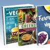 Healthy Eating Vegan Cookbooks and Lifestyle Guides