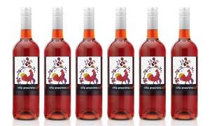 6-Pack of Viña Ansorena Rosé