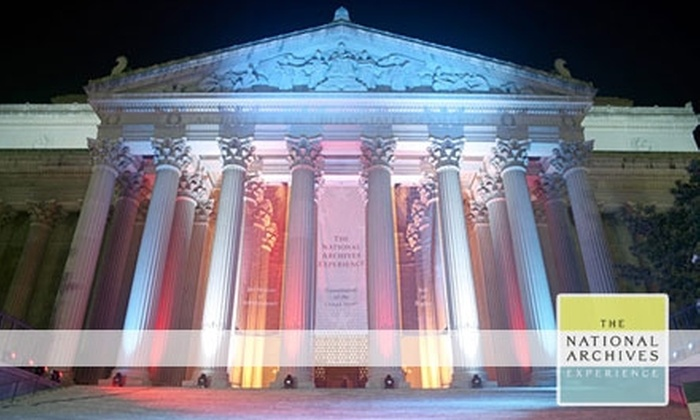 Foundation for the National Archives - Federal Triangle: $30 for Patron-Level Membership to Foundation for the National Archives ($60 Value)