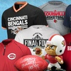 $10 for Collegiate and Professional Sporting Apparel