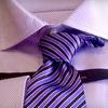 Men's Italian Handwoven Tie and Tailored Shirt