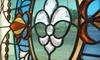 Preston Art Glass Studio - The Gate: Copper Foil Ornament Class or New or Antique Art-Glass Windows at Preston Art Glass Studio (Up to 53% Off)