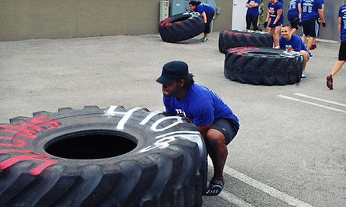 CrossFit Triple D - CrossFit Triple D: One, Two, or Three Months of Unlimited CrossFit Classes at CrossFit Triple D in Port Saint Lucie (Up to 83% Off)