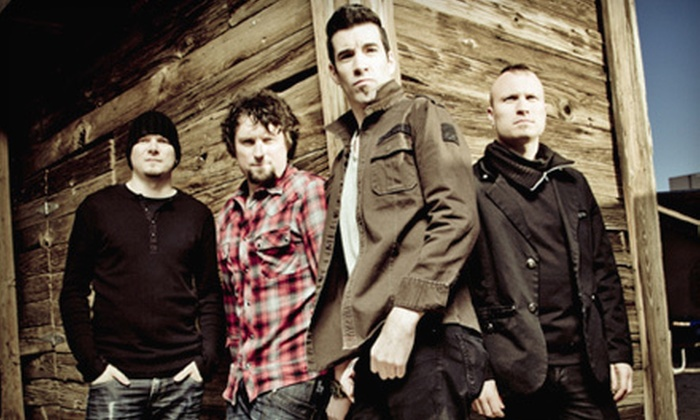 Theory of a Deadman - Downtown Vancouver: C$26 for One Ticket to See Theory of a Deadman at The Orpheum Theatre on January 24 at 7:30 p.m. (Up to $50.75 Value)