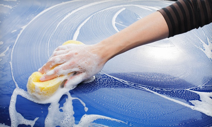 The Auto Spa Hand Wash & Detailing - Merion Village: Detail and Engine Cleaning for a Motorcycle or Car or a Larger Vehicle at The Auto Spa Hand Wash & Detailing (Up to 52% Off)