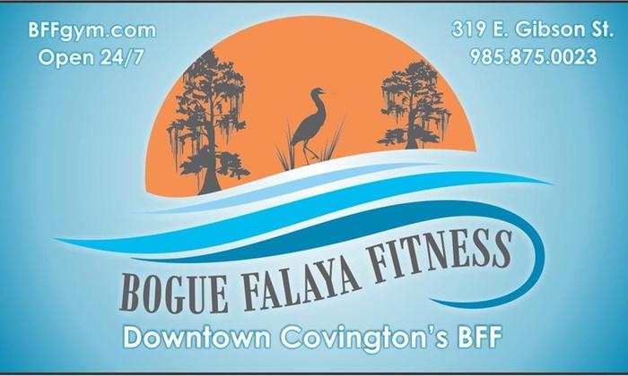 Bogue Falaya Fitness - Saint John: Six Weeks of Membership and Unlimited Fitness Classes at Bogue Falaya Fitness (65% Off)