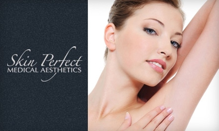 Skin Perfect Medical Aesthetics - Rowland: $149 for Six Laser Hair Removal Treatments at Skin Perfect Medical Aesthetics in Walnut (Up to $600 Value)