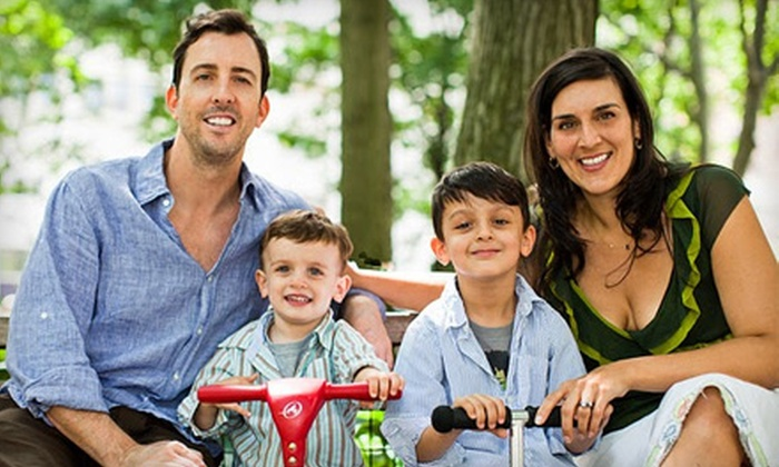 Ilene Squires Photography - Upper East Side: $59 for a Two-Hour Professional Photo Shoot, High-Resolution Image Disc, and Print from Ilene Squires Photography (Up to $525 Value)