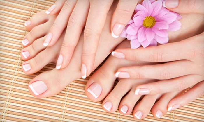 Best Nail & Spa - Portland: $19 for Mani-Pedi at Best Nails & Spa ($38 Value)