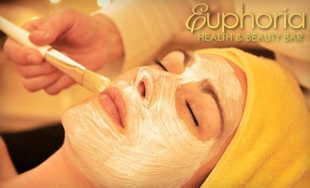 Euphoria Health & Beauty Bar - Euphoria Health & Beauty Bar in Long Beach
