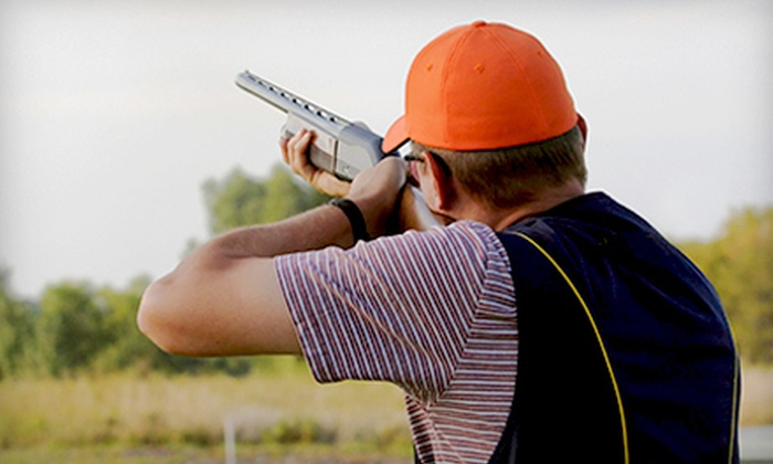 Tom Lowe Trap & Skeet Range - Atlanta: $12 for a Skeet-Shooting Outing with Ammo, 25 Targets, and Protection at Tom Lowe Trap & Skeet Range ($24.50 Value)