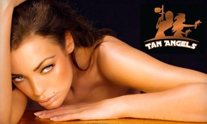 Tan Angels - San Francisco: $25 for Mobile Spray Tan from Tan Angels