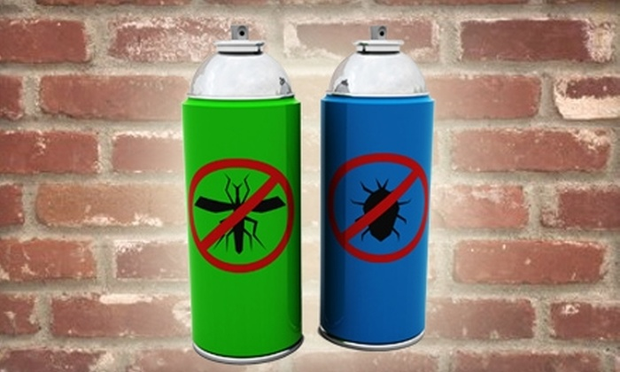 Specialized Pest Control and Lawn Care - Hillcrest: $35 for an Outdoor and Optional Indoor Pest-Control Spray from Specialized Pest Control and Lawn Care ($85 Value)