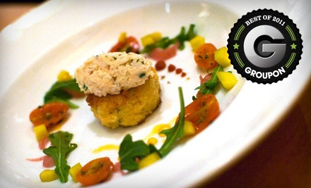 $60 Groupon to Tapenade Bistro - Tapenade Bistro in Richmond