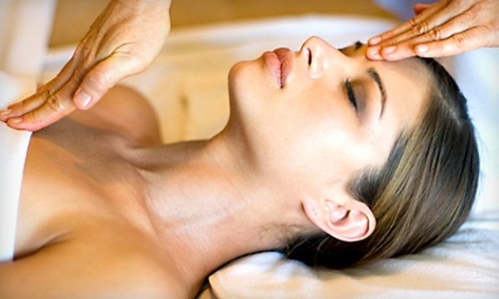 Pure Life Wellness - San Diego: $69 for One-Hour Therapeutic Massage or Private Yoga Session, and Chiropractic Exam and Adjustment at Pure Life Wellness (Up to $210 Value)