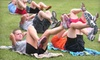 Next Level Sports & Fitness - Next Level Sports & Fitness: 10 Boot-Camp Sessions or One Month of Unlimited Adult or Kids' Boot Camp at Next Level Sports & Fitness (Up to 84% Off)