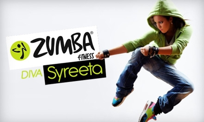 Get Your Zumba On - Multiple Locations: $25 for Five One-Hour Classes at Get Your Zumba On (Up to $50 Value)