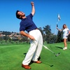 Nine Holes of Professional Golf Instruction and Video Analysis