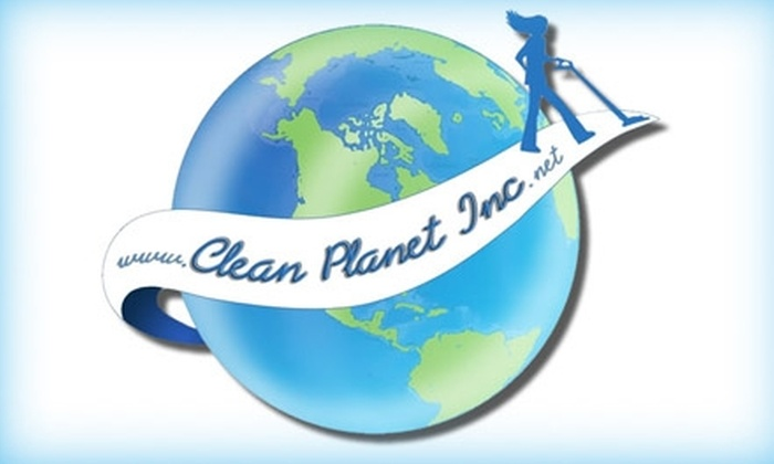 Clean Planet Inc - Charlotte: $30 for Two Hours of Green Home or Office Cleaning from Clean Planet, Inc. (a $60 Value)