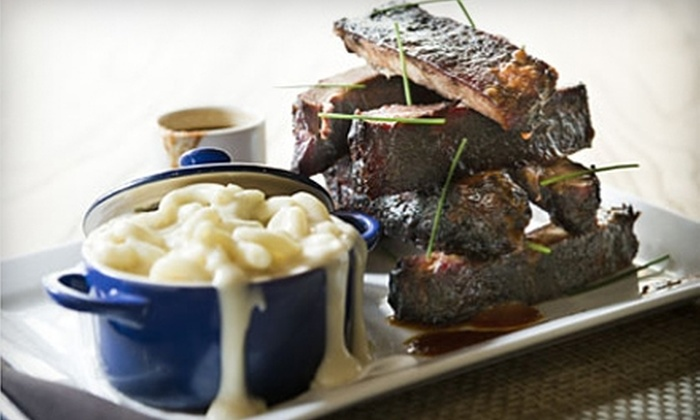 Tillman's Roadhouse - Cultural District: $20 for $40 Worth of Grilled Dinner Fare at Tillman's Roadhouse (or $10 for $20 Worth of Lunch)