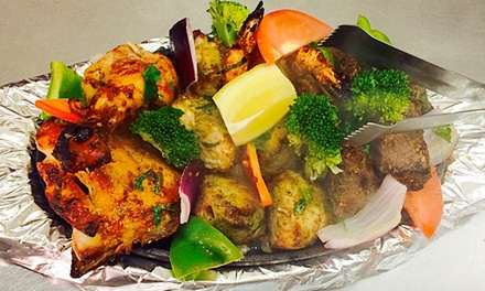 Himalayan Cuisine at Himalayan Cafe (41% Off)