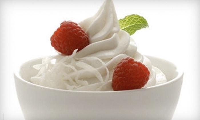 Yoz Yogurt - Multiple Locations: $3 for $6 Worth of Frozen Treats at Yoz Yogurt