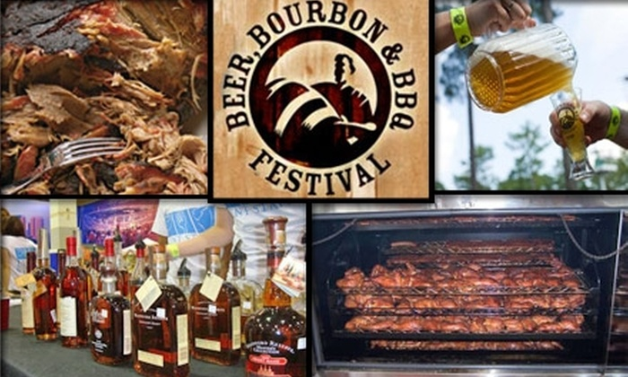 Beer, Bourbon, and BBQ - Chelsea: $55 for One VIP Admission to the Beer, Bourbon & BBQ Festival ($75 Value)