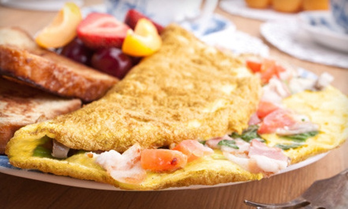 Carrob's Cafe - Downtown: $7 for $15 Worth of Diner Fare for Breakfast and Lunch at Carrob's Cafe
