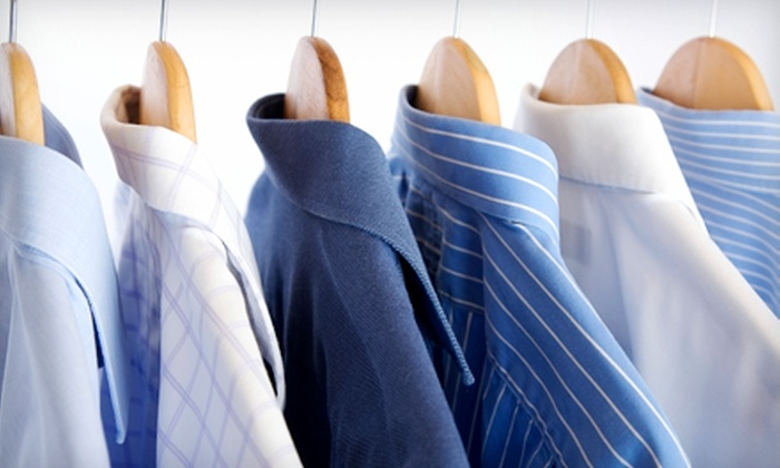 Mango Family Cleaners - Multiple Locations: $25 for $50 Worth of Dry-Cleaning Services or $150 for a Bridal Gown Restoration Service from Mango Family Cleaners
